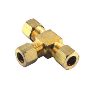 Champion 5/16in BSP Brass 'T' Union Connector (BP)**