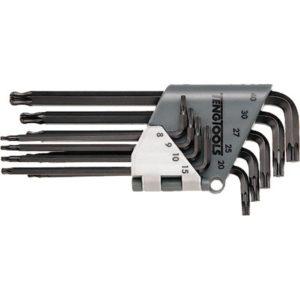 Teng 9pc Long Arm Ball-End TX Key Set - TX8-TX40