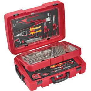 Teng Service Case 118 Piece EVA Tool Set